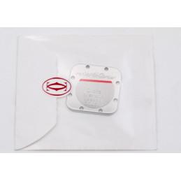 Cartier -  Back case square Santos 20mm
