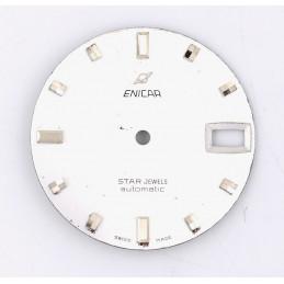Cadran Enicar Star Jewels automatic 30,18mm
