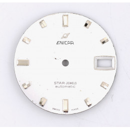 Enicar Star Jewels automatic dial
