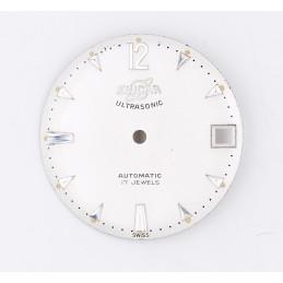 Cadran Enicar ultrasonic automatic 27,35mm