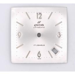 Cadran Enicar Ultrasonic 27,60mm