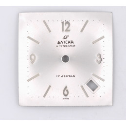 Enicar Ultrasonic dial 27,60 mm