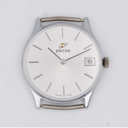 Enicar watch without movement