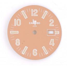 Lip beige old dial - diameter 26,58 mm