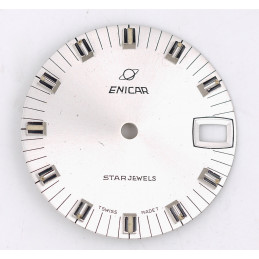 Cadran Enicar Star Jewels 28,96mm