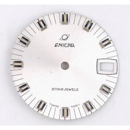 Cadran Enicar Star Jewels  28,96mm