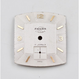 Enicar Ultrasonic dial 24,5 x 22,6 mm