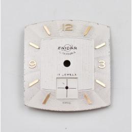 Enicar Ultrasonic dial 24,5 x 22,6 mm