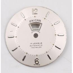 Cadran Enicar Ultrasonic 27,55mm