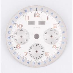 Cadran de chrono ERY diamètre 32 mm