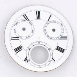 Cadran de chrono montre gousset 43mm