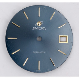 Cadran Enicar  automatic 30,53mm