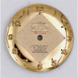 Enicar ultrasonic  dial 27,5 mm