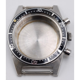 Boitier de chronographe SQUALE