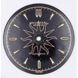 Universal Genève dial - diameter 27,94 mm