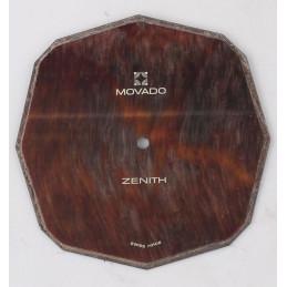 ZENITH MOVADO stone dial