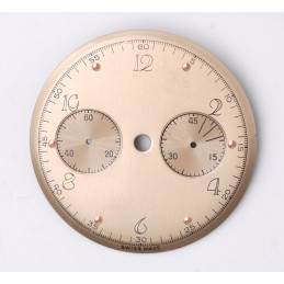chrono dial diameter 34mm