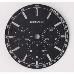 ERY chrono dial diameter 30,50 mm
