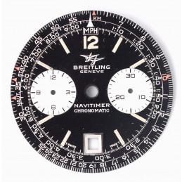 Breitling old Navitimer Chronomatic dial