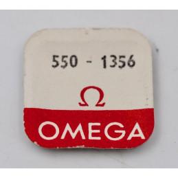 Adjusting Spring for regulator ref 1356 cal 550 OMEGA