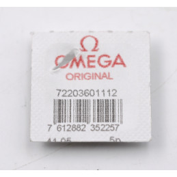 Spring for yoke ref 1112 cal 550 OMEGA