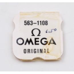 Omega calibre 563 pièce 1108 Pignon de remontoir