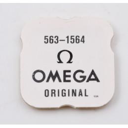 Omega calibre 563 pièce 1564 Roue de quantième