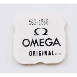 Omega cal 563 part 1568 date corrector yoke