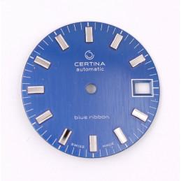 CERTINA Cadran Automatic Blue Ribbon