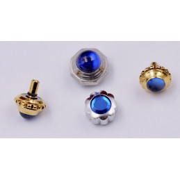 Lot of 4 CARTIER crown assorted