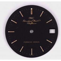 IWC Shaffhausen Porsche Design 26.13mm dial