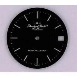 Cadran IWC Shaffhausen Porsche Design 26.17mm