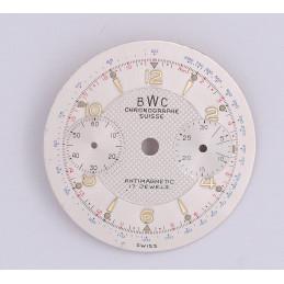 Cadran de chronographe Landeron 48  30.5mm