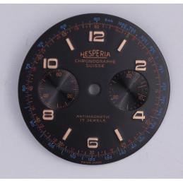 Cadran de chronographe Landeron 48  34mm