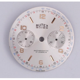 Cadran de chronographe Landeron 48  33.5mm
