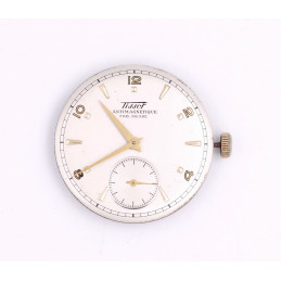 TISSOT 27-T movement with dial