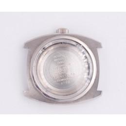 Boitier de montre de plongée acier Wyler