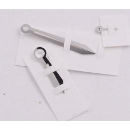Set d'aiguilles pour Baume & Mercier Capeland Automatic ref MV045221 -