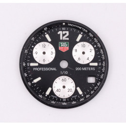 Tag Heuer Professional 200m dial