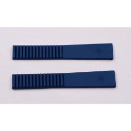 Bracelet Patek Philippe Nautilus en caoutchouc 16mm