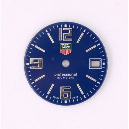 Tag Heuer Professional dial