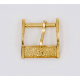 Vintage CARTIER buckle 12mm gold plated