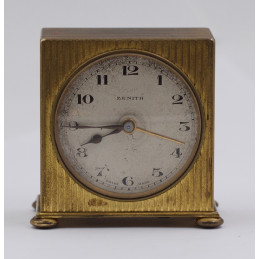 zenith desk clock