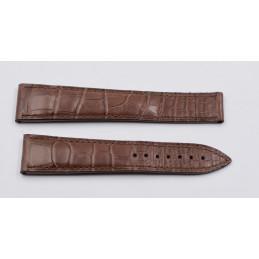 bracelet Blancpain crocodile 20mm