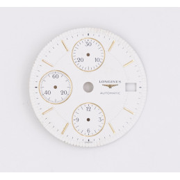 Cadran chrono Longines Automatic 29,5 mm