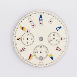 CORUM  chrono dial 29,5 mm