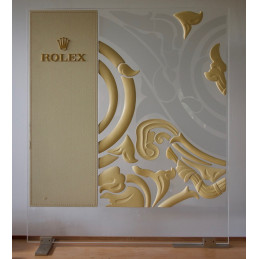 display rolex