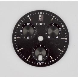 Ebel automatic chrono dial