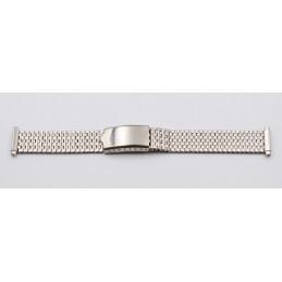 bracelet acier 16mm
