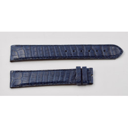 Crocodile ZENITH strap 18mm